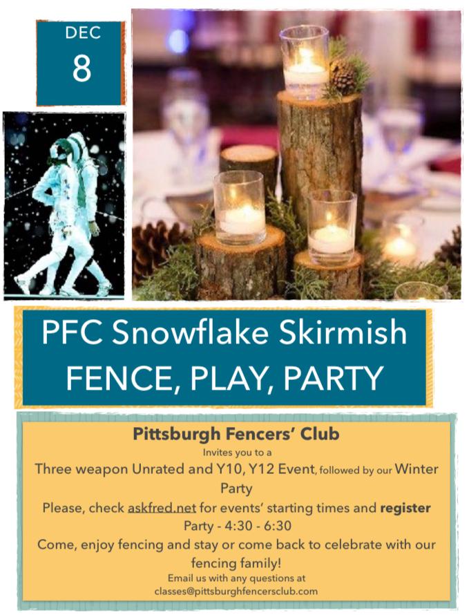PFC Holiday tournament